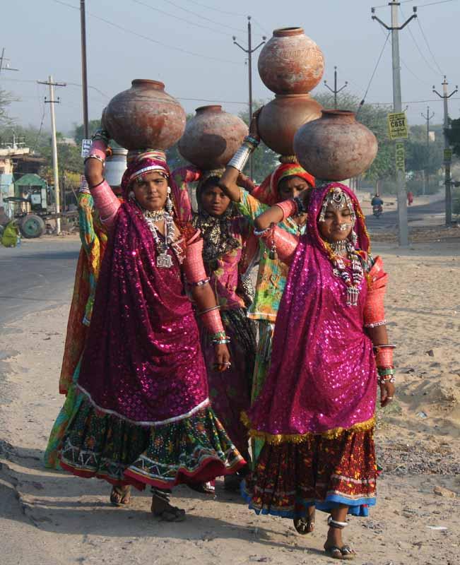 fashion - Indian women