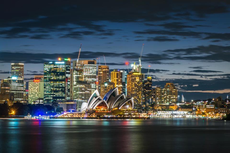 Backpacker Sydney