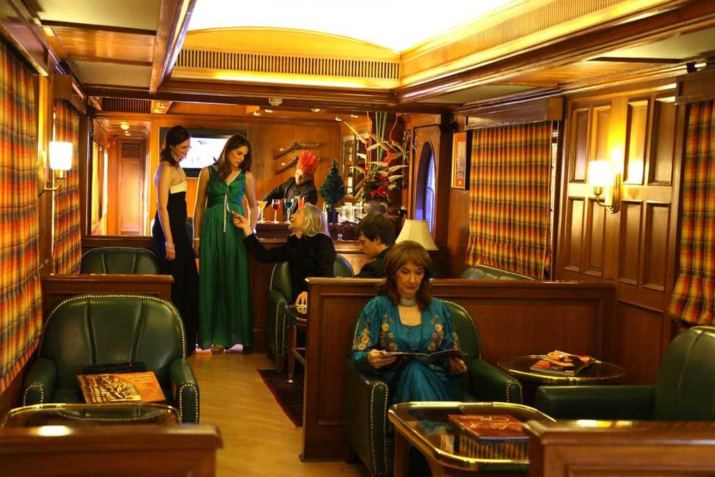 train - Maharajas' Express