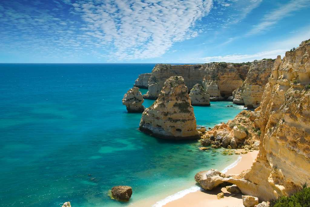 travel - algarve, portugal