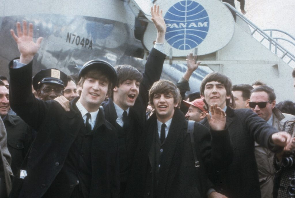 beatlemania the rise to popularity of the beatles How did the beatlemania become so intense and the circumstances surrounding their rise to stardom why did the beatles gain such widespread popularity.