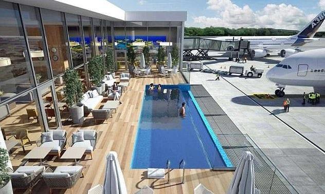 airport- pool