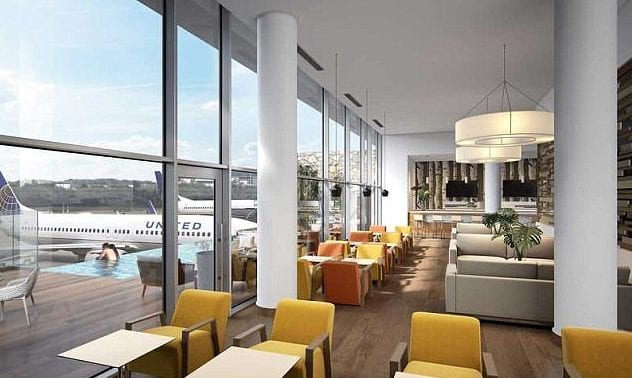 airport- lounge