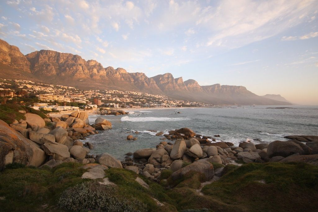 Apostles from Camps Bay