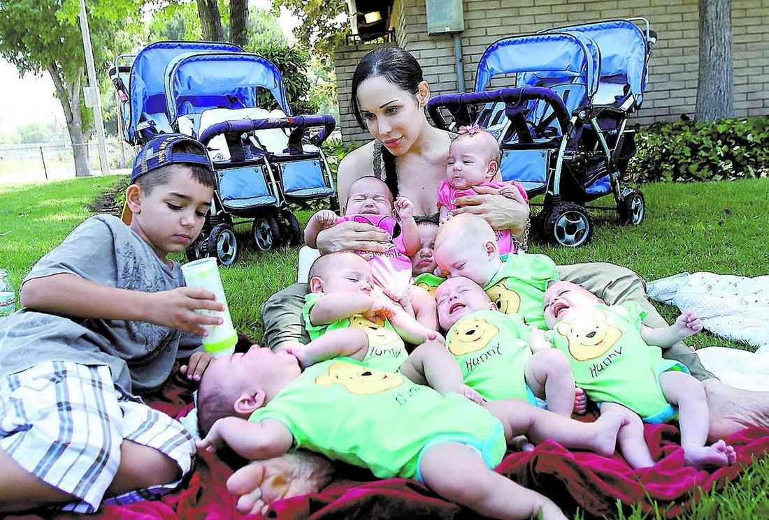 Беременная 8 детьми фото 34