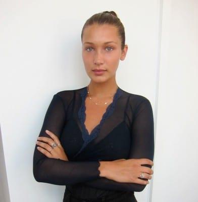 supermodel- bella hadid