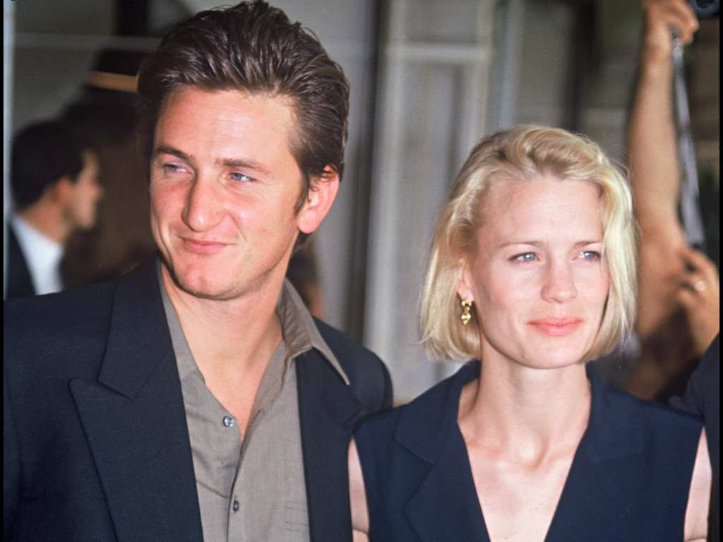 The Rollercoaster Love Life Of Sean Penn