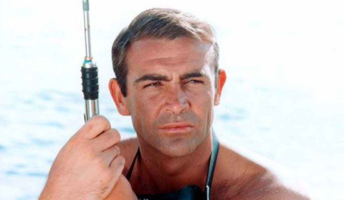 a personal opinion on sean connery as the best james bond actor It's no secret that james bond is one of the best dressed characters in the history of filmmaking  the making of james bond: how anthony sinclair suits helped turn sean connery's defining.