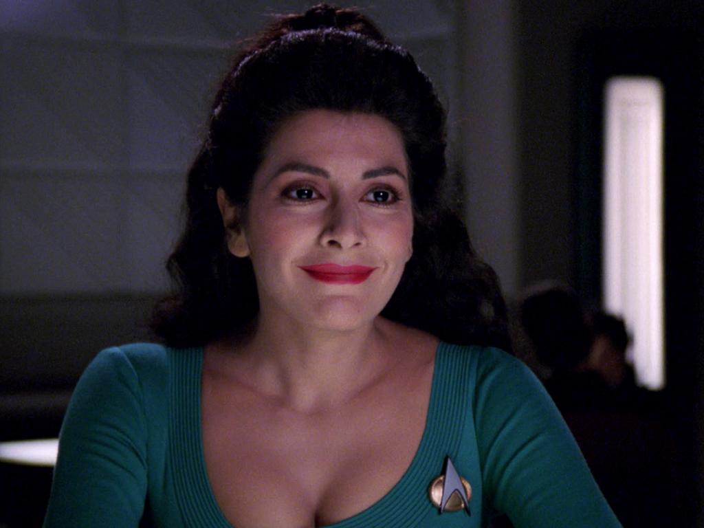 Pin on Star Trek girls