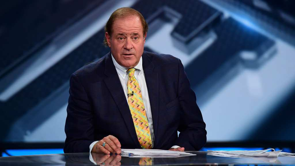 Image result for Chris Berman studied at