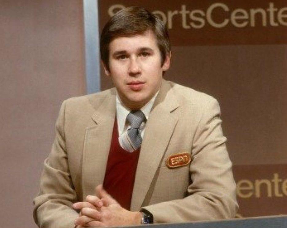 Bob Ley sportscaster