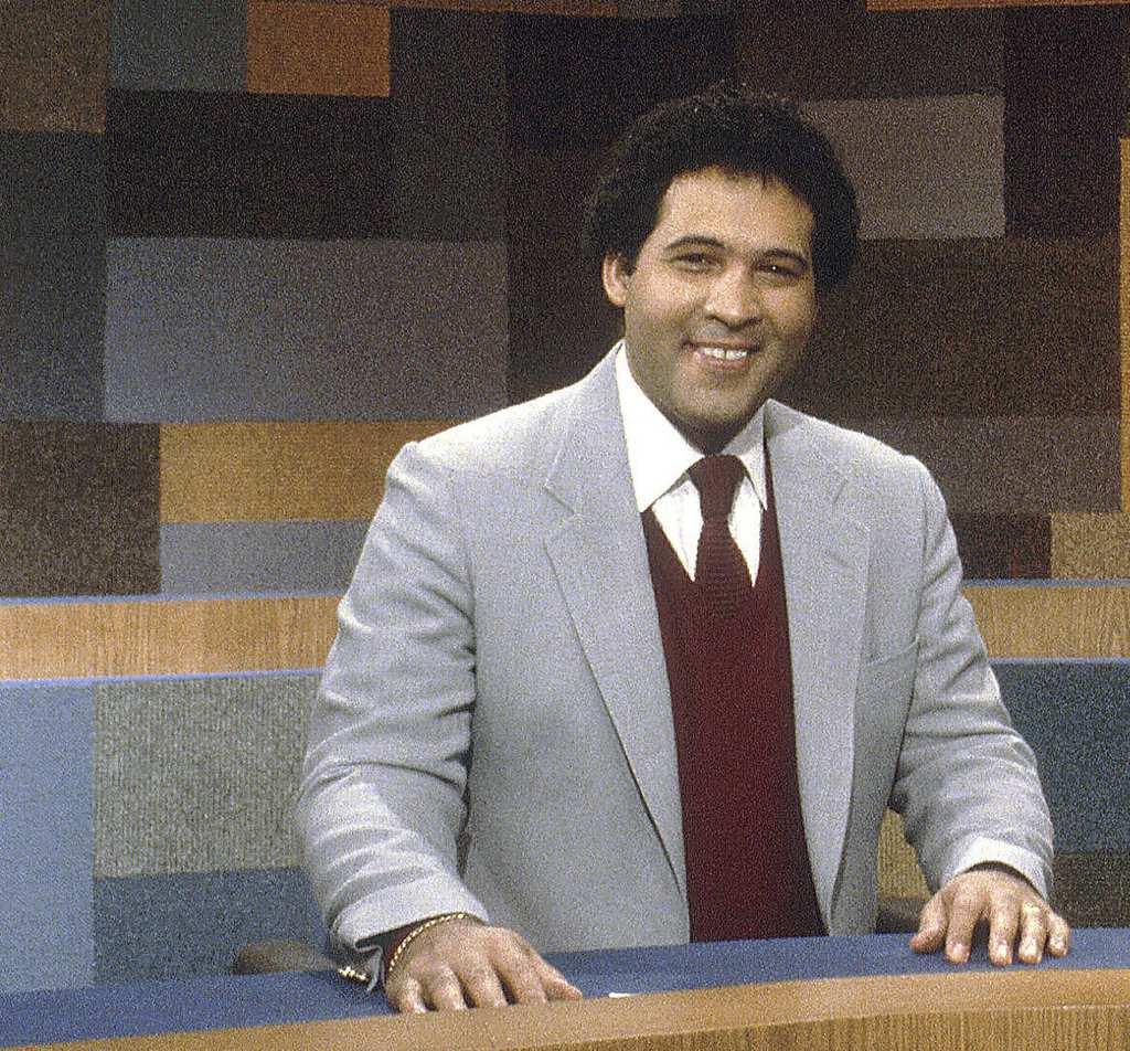 Greg Gumbel sportscaster