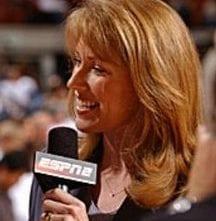 Heather Cox sportscaster