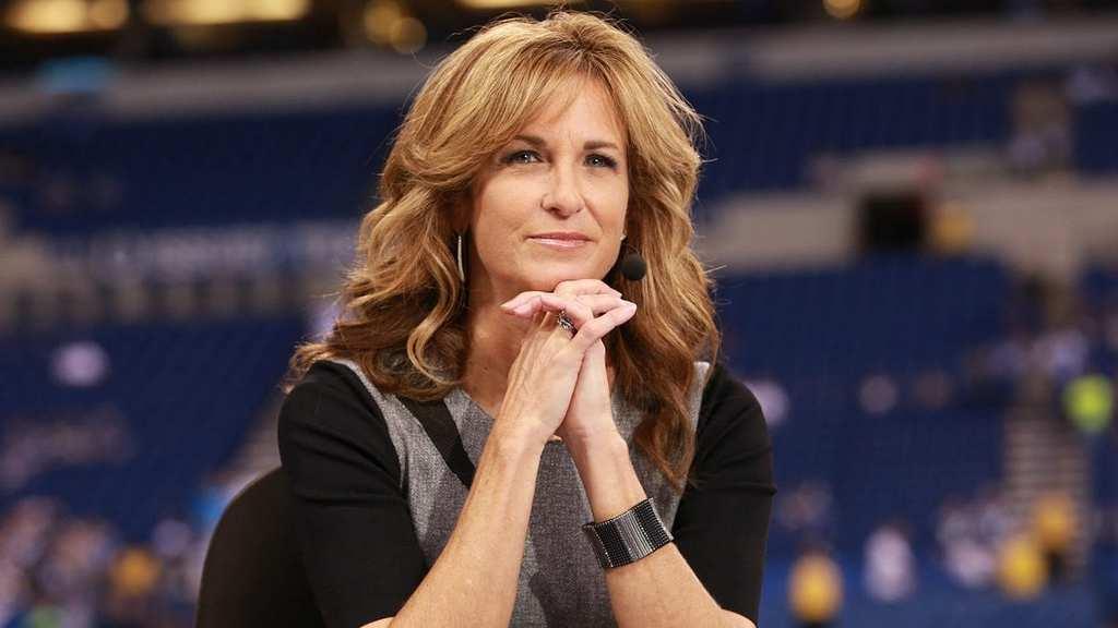 Suzy Kolber sportscaster
