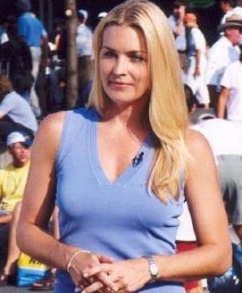 Jill Arrington sportscaster