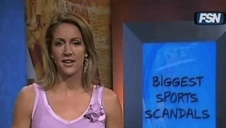 Summer Sanders sportscaster