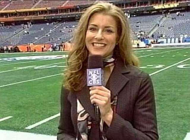Bonnie Bernstein sportscaster