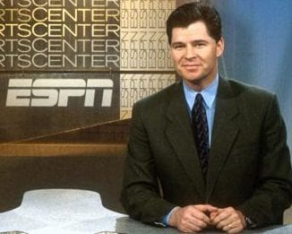 Dan Patrick sportscaster