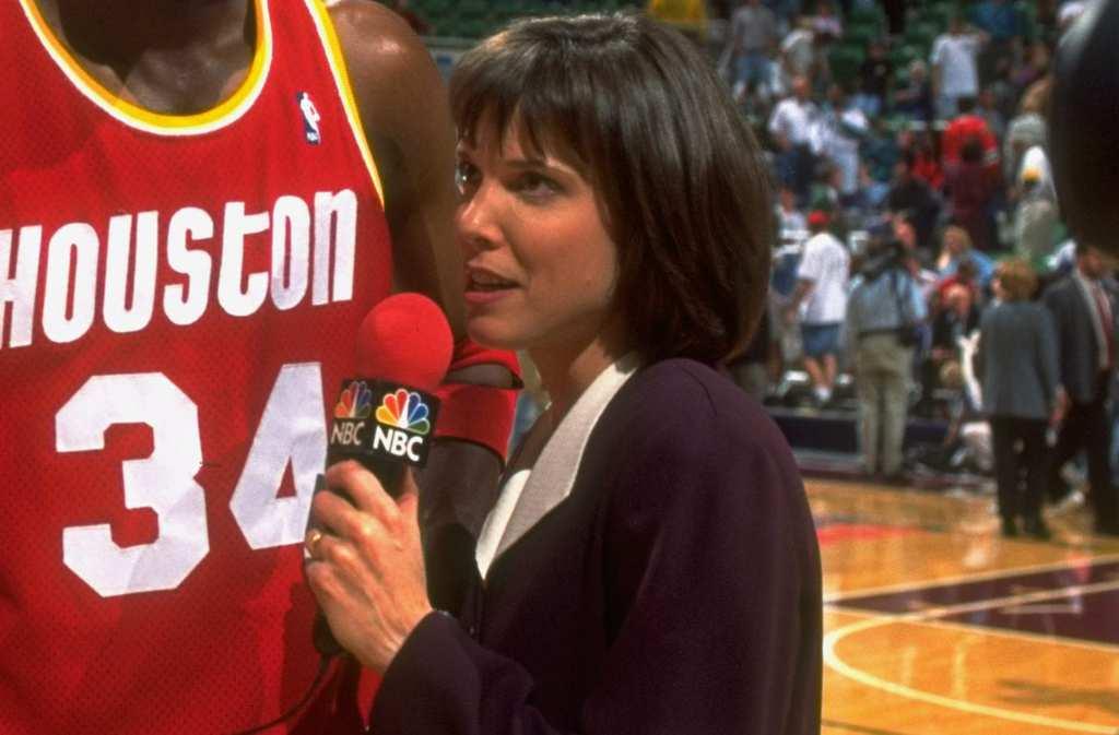 Hannah Storm sportscaster