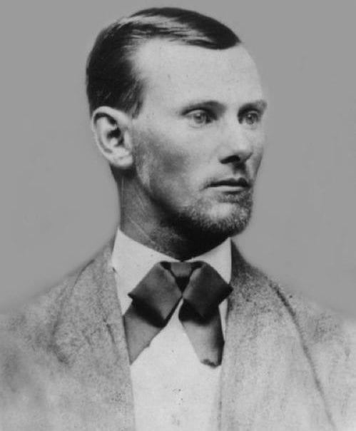 old west jesse james