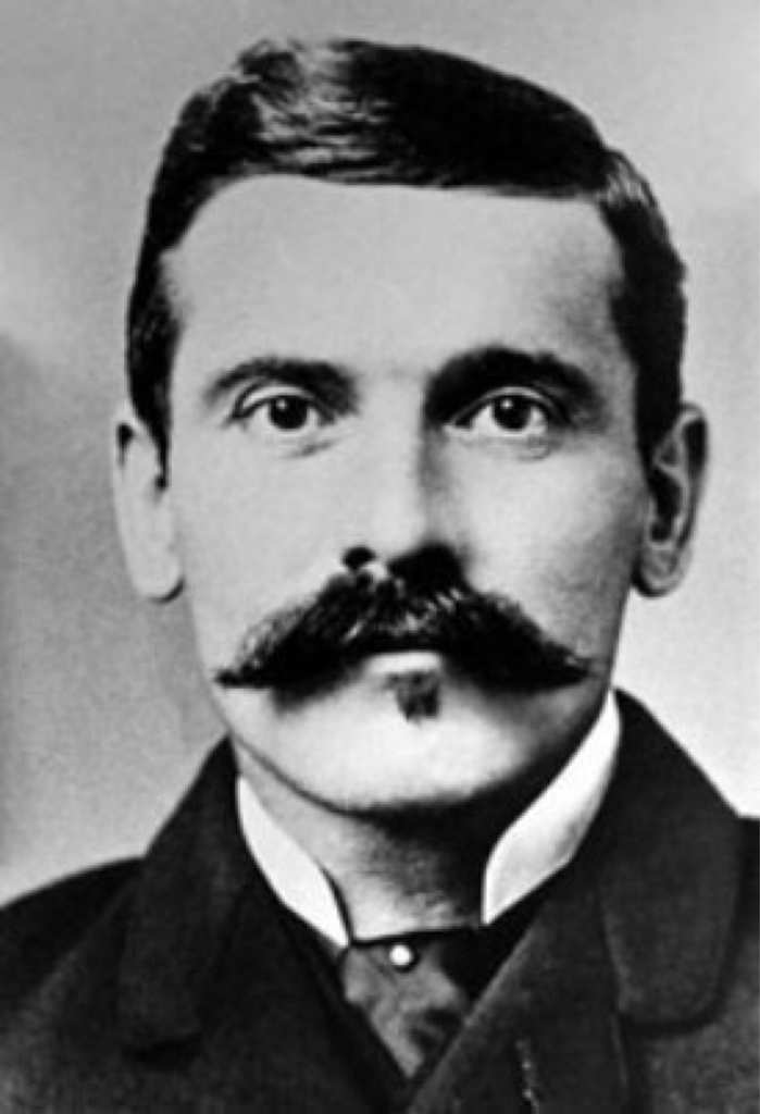 old west doc holliday