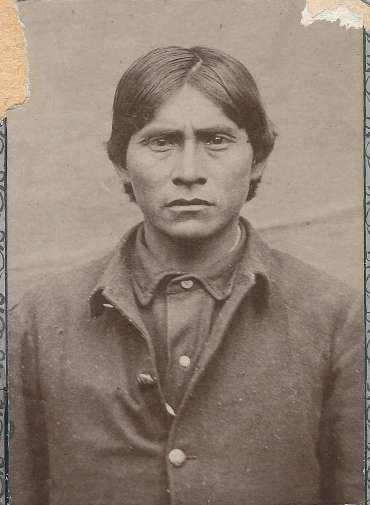old west the apache kid