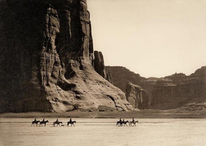 old west long walk of the navajo
