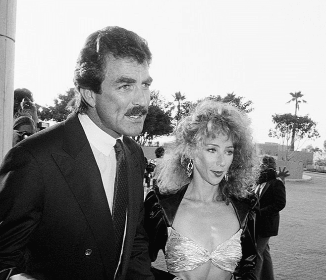 After 31 years tom selleck makes unexpected family for Tom selleck jacqueline ray wedding