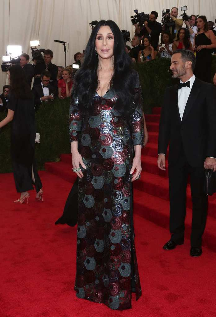 red carpet-cher2