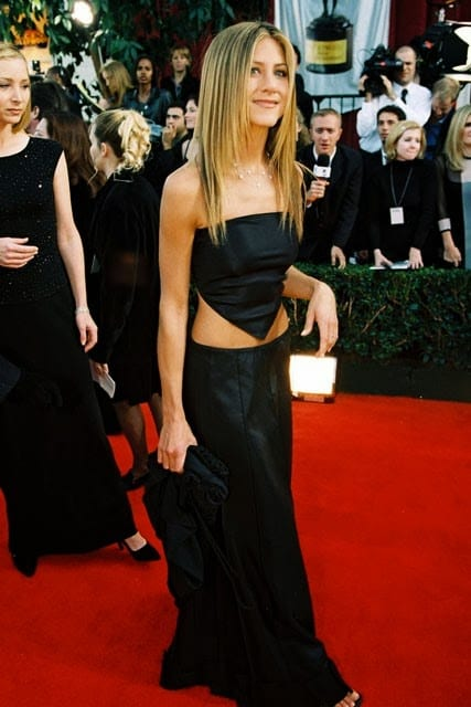 red carpet-aniston