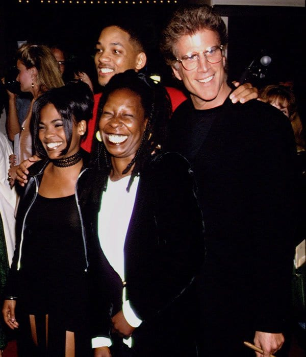 whoopi and ted danson child