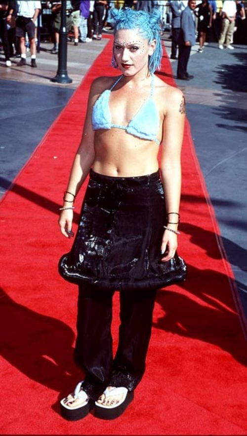 red carpet-gwen