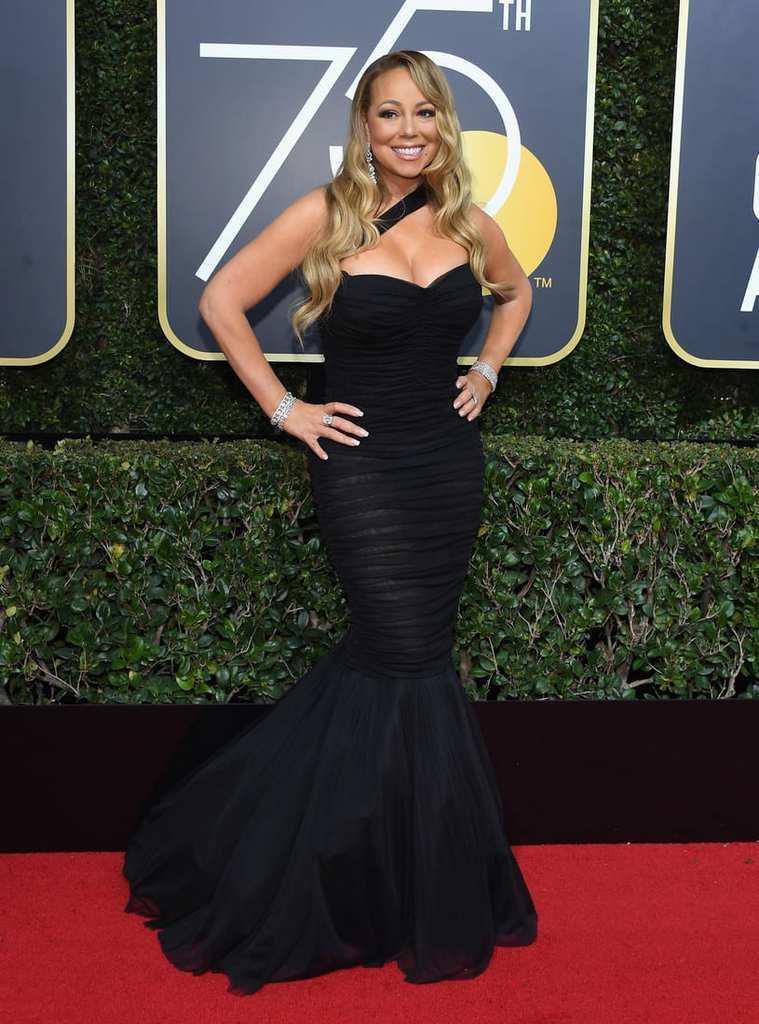 red carpet-mariah now