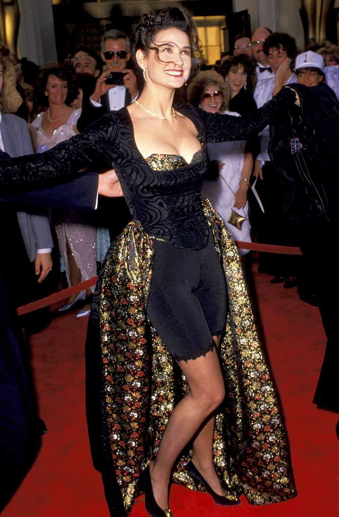 red carpet-demi moore