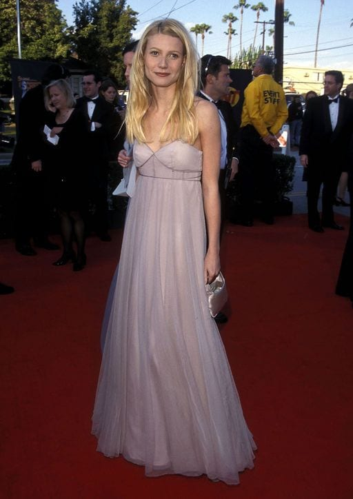 red carpet- paltrow