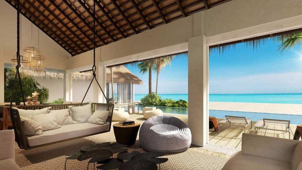 Luxury Resort Four Seasons Voavah