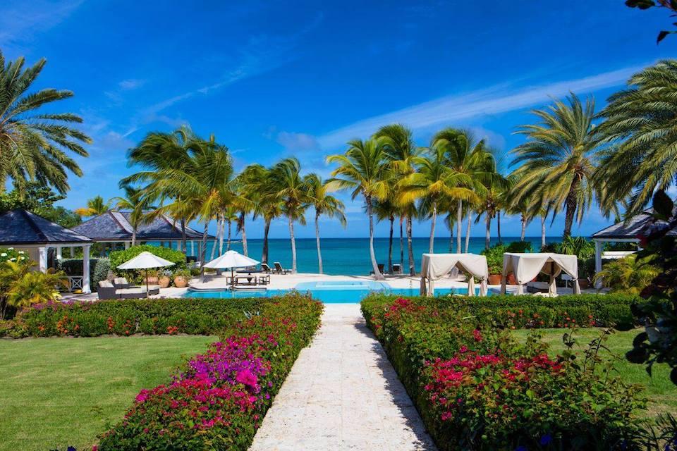 Luxury Jumby Bay Resort Antigua