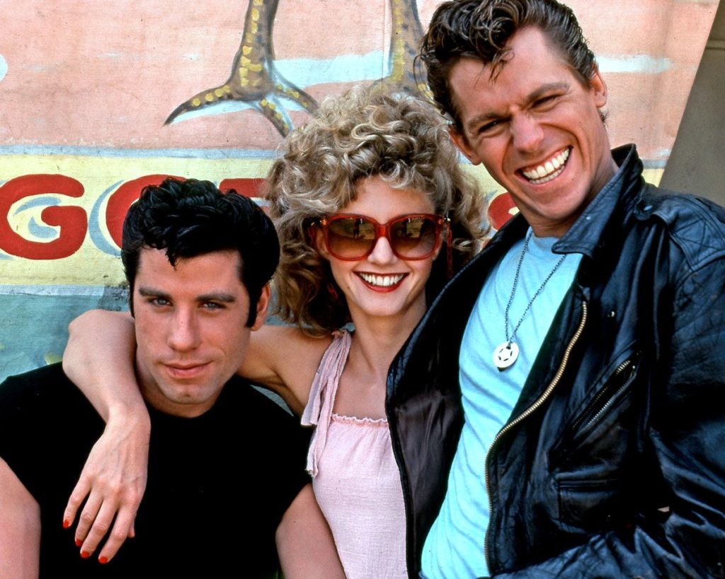 40 years later things from behind the scenes of grease revealed when grease began filming olivia newton john discovered that her co star john travolta was completely star struck in her presence m4hsunfo
