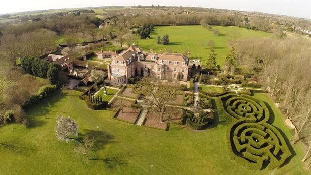 Beckingham-Palace