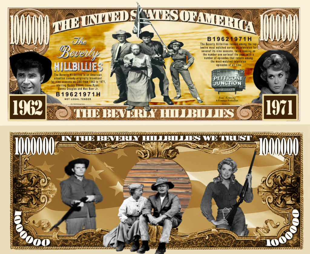 The Secrets Behind America S Favorite Family The Beverly Hillbillies