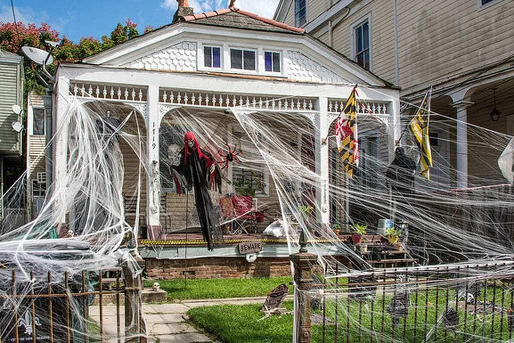 new orleans is the best u.s. city for halloween