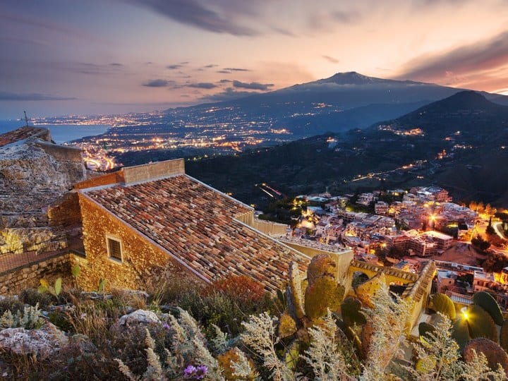 small towns- sicily