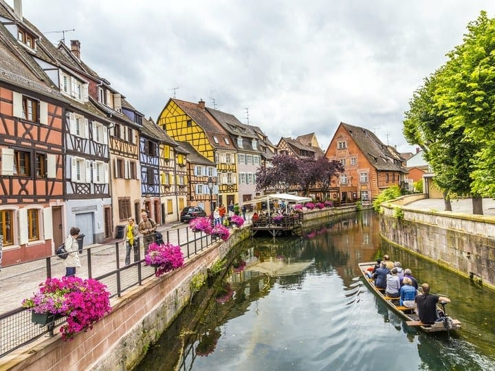 small towns- france