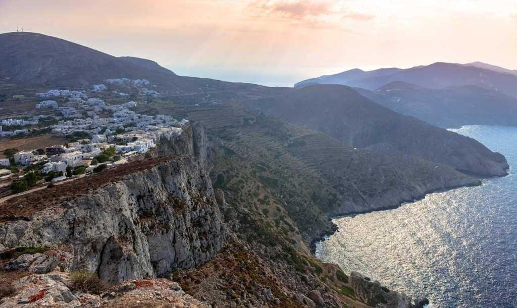 travel - Folégandros, Greece