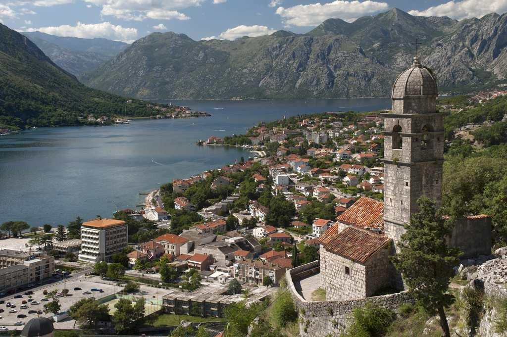 travel - Kotor, Montenegro