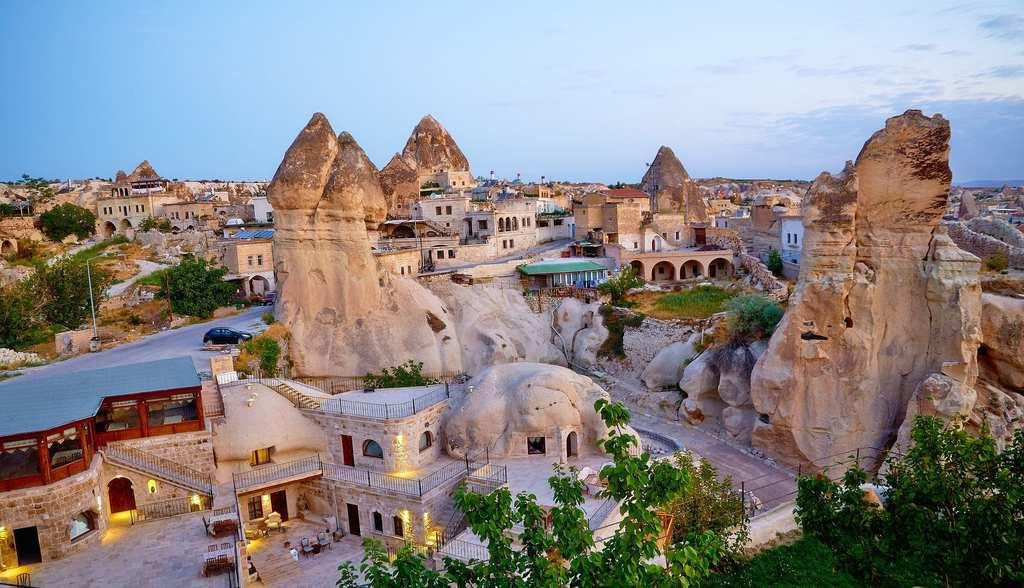 travel - cappadocia, turkey