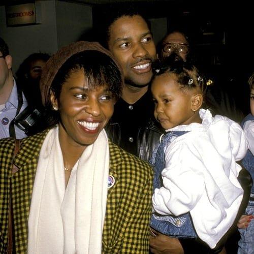 Who S Denzel Washington S Daughter Katia Washington Wiki Height Bio Katia washington is an actress, producer, production assistant. daughter katia washington