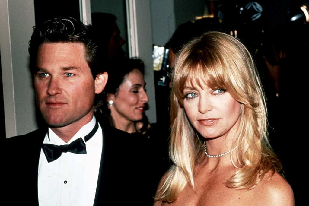 Kurt Russell Goldie Hawn Make An Unexpected Announcement