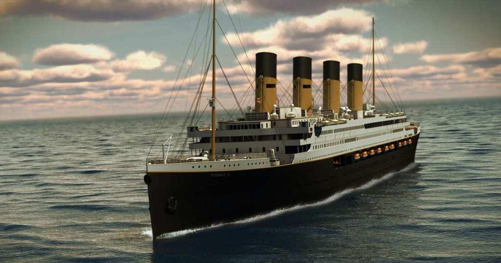 titanic II-exterior