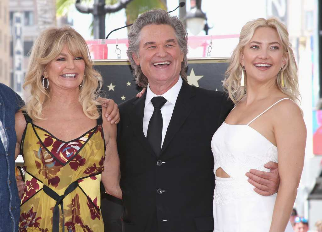 Kate Hudson Breaks Silence On Goldie Hawn Rumors